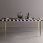 Lapicida-Herringbone-Dining-TableLG